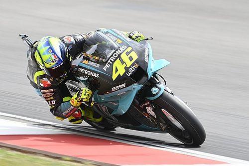 """Lorenzo ve """"lento"""" a Rossi comparado con los oficiales de Yamaha"""