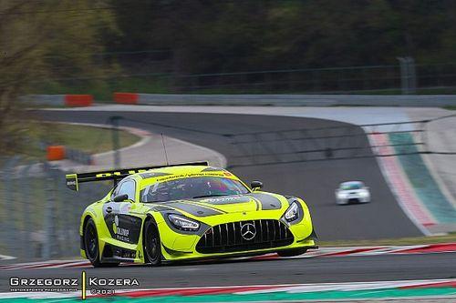 Marcin Jedliński najszybszy w GT3