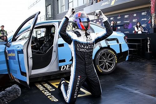 Yann Ehrlacher crowned 2020 World Touring Car Cup champion