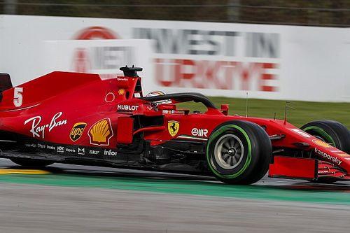 """Vettel: """"Con le slick forse avremmo potuto vincere"""""""