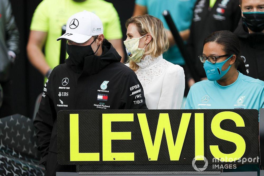 Mercedes, Bottas'ın Wuhan'la ilgili sözleri nedeniyle Çinliler'den özür diledi