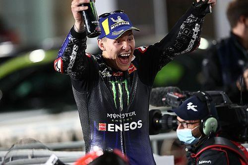 La victoria de Quartararo, el podio de Martín y la exhibición de Acosta, en fotos