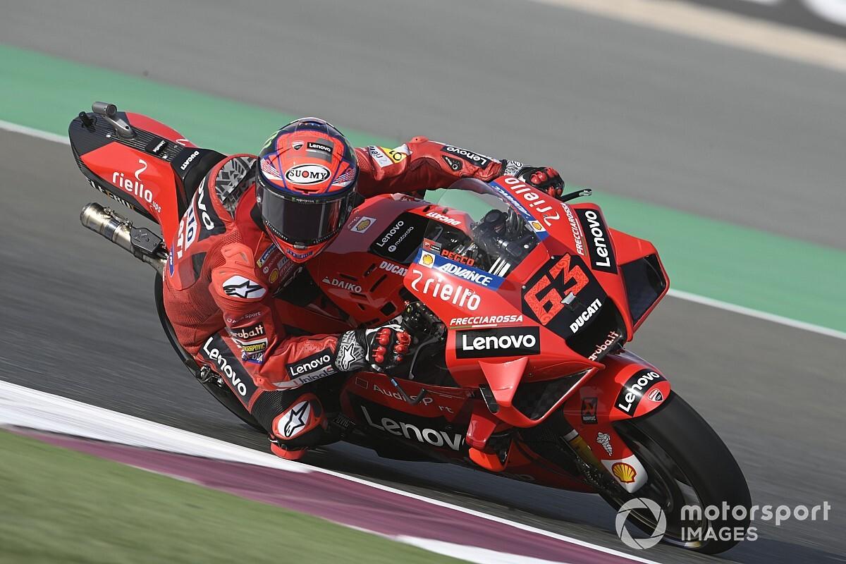 Bagnaia Slams Unacceptable Doha Motogp Race Mistake