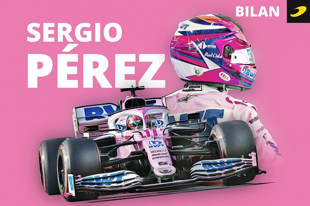Bilan 2020 - Pérez : d'une haie d'épines sort la rose!