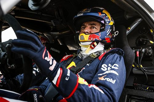 "Sainz: COVID ""doubles pressure"" on 2021 Dakar Rally"