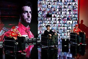 Armani Bakal Dandani Para Pembalap Ferrari