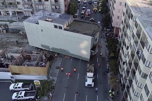 Vídeo: así es mudarse con tu propia casa a cuestas