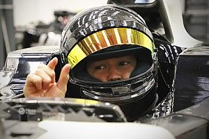 Мазепин первым сел за руль болида Haas во время обкатки