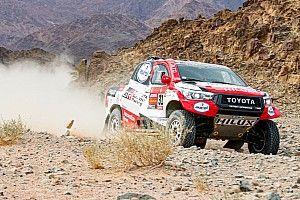 Pneus trop fragiles pour le Dakar ? BF Goodrich s'en défend