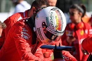 Vettel, geleneksel damalı bayrağa dönülmesi çağrısında bulundu