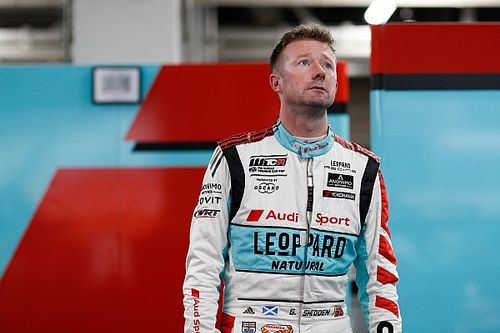 Shedden to sub for injured Neal in BTCC testing