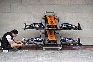 Fotos: los detalles de los coches ajustados para el GP de México
