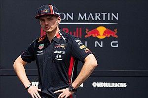 Verstappen niepewny formy Red Bull Racing