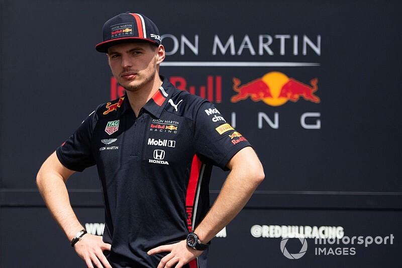 Las 4 veces que una sanción bajó del podio a Verstappen