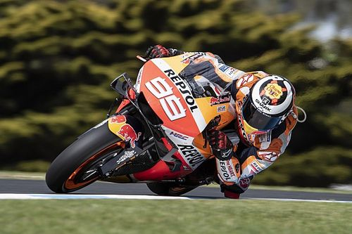 "Lorenzo: ""La Honda me dio problemas, pero no le tuve miedo"""