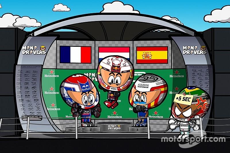 MotorSport España - cover