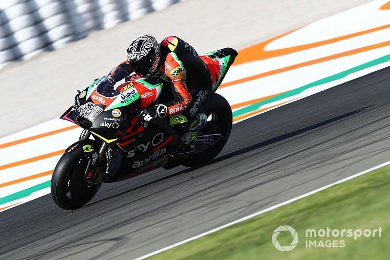 Espargaro neemt voorbeeld aan Dovizioso en Ducati