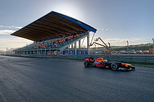 Verstappen glad Zandvoort kept old-school feel