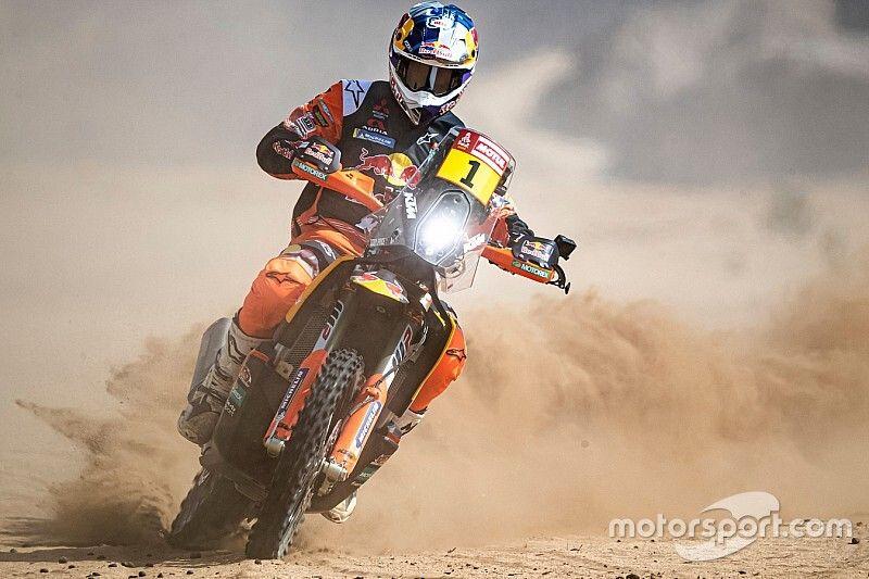 Price wint eerste etappe Dakar Rally 2020