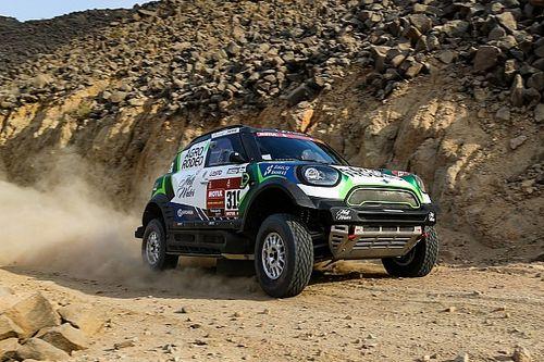 Zala nyerte a Dakar első szakaszát, Alonso 11.