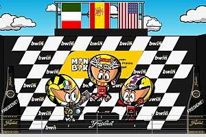 Minibikers vintage: el decisivo GP de Portugal 2006