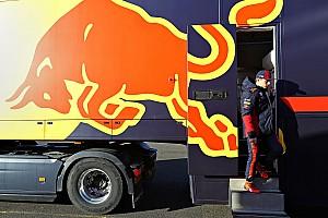 Red Bull ve AlphaTauri test programını açıkladı