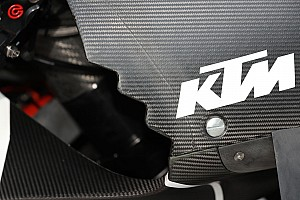 Técnica: KTM importa un concepto aerodinámico de la F1