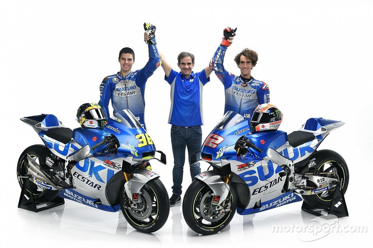 Pour Mir, il n'y a plus de numéro 1 chez Suzuki cette année