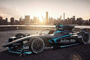 Nowy samochód Formuły E musi poczekać