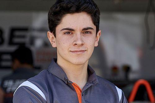 Siostrzeniec byłego kierowcy F1 w Formule 3