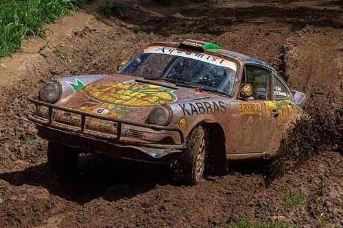 Nowi liderzy Safari Classic
