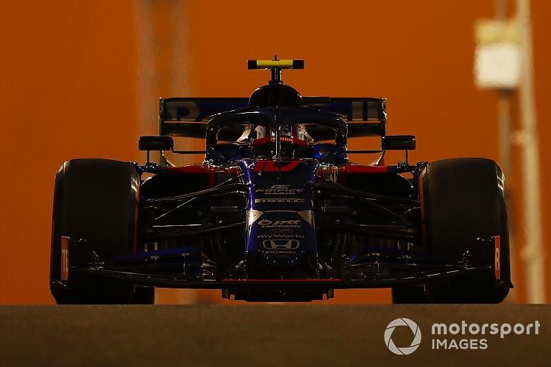 Gasly, Toro Rosso'nun yarış temposundan memnun