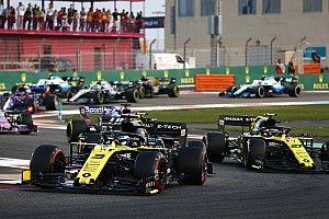 """Ricciardo opgelucht: """"Vijfde plek verliezen zou hartverscheurend zijn"""""""