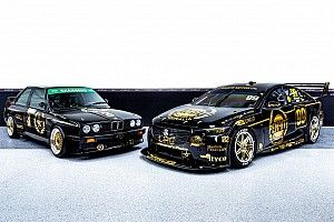 Erebus unveils JPS-style livery for Sandown