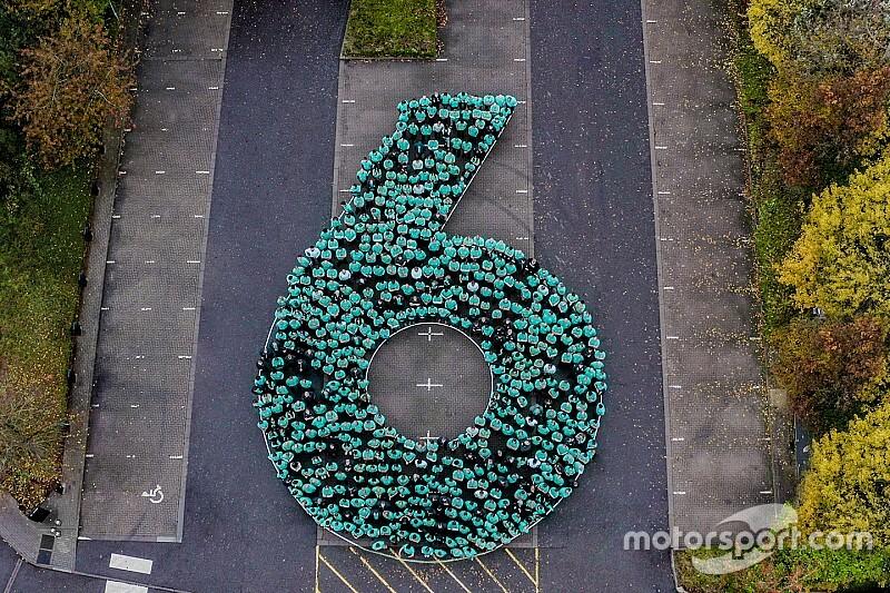 GALERÍA: La celebración de Mercedes en su casa