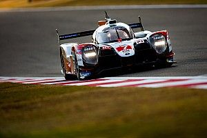 Shanghai WEC: Toyota back on top in final practice