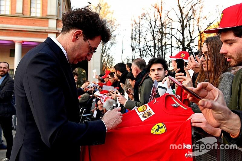 """Ferrari in TV, Binotto: """"Non ci illudiamo come l'anno scorso"""""""