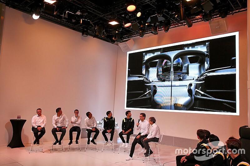 ¿Por qué Renault no presentó el RS20 en su lanzamiento?