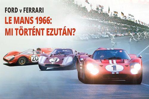 Ford v Ferrari Le Mansban – mi történt ezután?