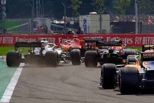 """Hamilton est """"excellent"""" pour éviter les accrochages en course"""