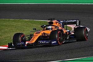 "Sainz: ""McLaren dwong Ferrari tot andere strategie"""