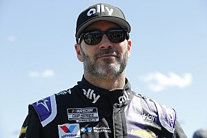 "Jimmie Johnson ""still pretty much"" on path toward retirement"