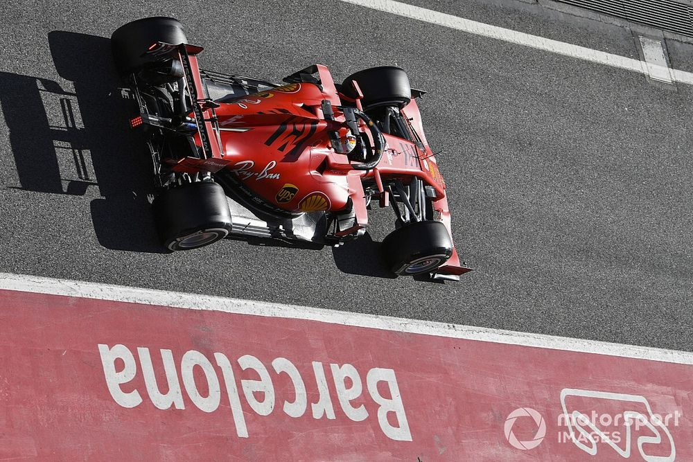 Barcelone, J5 - Nouvelle alerte pour Mercedes, Vettel finit en tête