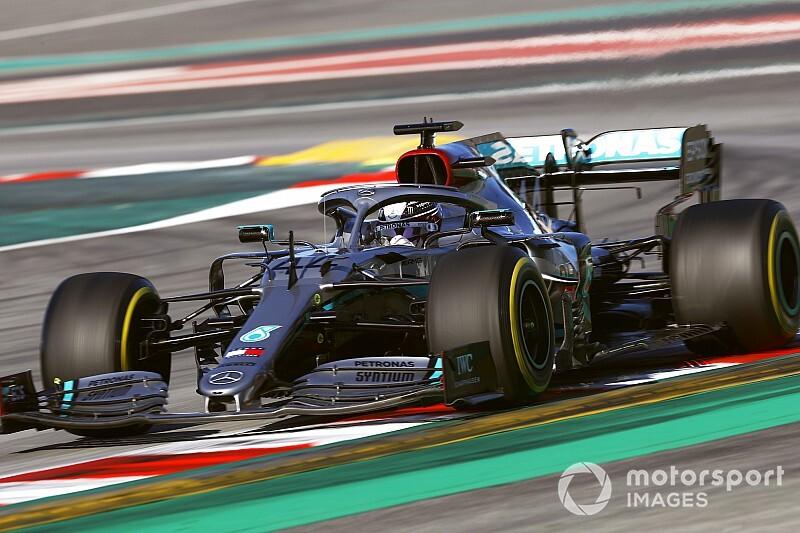 Hamilton: Mercedes está luchando con muchos problemas