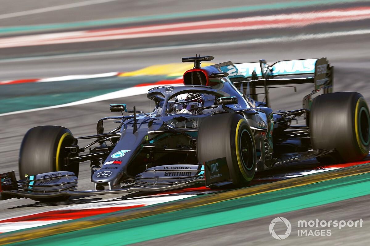 A Mercedes ellenintézkedéseket vetett be, hogy javítson az F1-es motorján