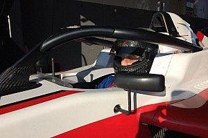 Emidio Pesce in Formula Regional con la DR Formula