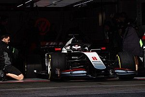 Watch: Romain Grosjean drives Haas VF-20 for the first time