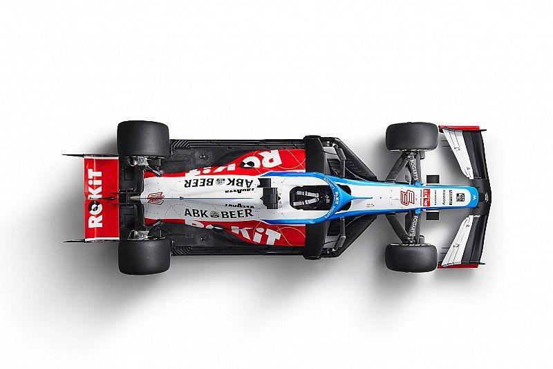 GALERÍA: el nuevo Williams FW43, desde todos los ángulos