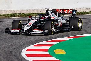 Haas, Williams and Renault hit track at Barcelona