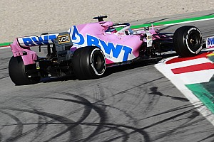Perez hopes 'pink Mercedes' is as fast as real thing